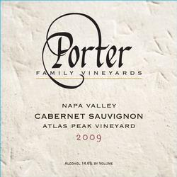 2009 Atlas Peak Cabernet