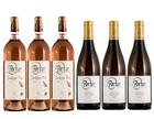 <PRE>Summer Special - 3 Rosé and 3 Chardonnay</PRE>
